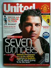 No 167 Manchester United Official Magazine June 2006
