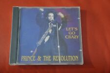 PRINCE & THE REVOLUTION  CD  LET´S GO CRAZY  - THAT´S LIFE TL 930003