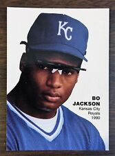 1990 BO JACKSON M.V.P. #7 Pacific /Broder Type Limited Edition Card   L12105718