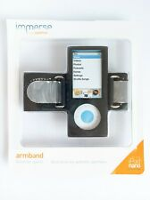 Griffin Immerse Armband and Case for iPod Nano 5th Generation Black New