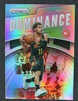 **INVEST** Trae Young 2019 Panini Silver Prizm Dominance Base #25 PSA 10? Not RC