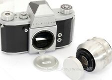 M42 Camera Body Cap for EDIXA Praktica + Rear Lens Cap ZEISS Pentacon  Lenses
