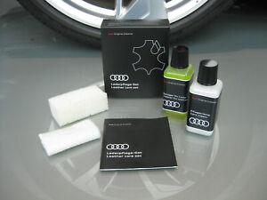 Audi Original Lederpflege Set für Glattleder und Kunstleder 4L1096372