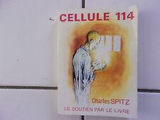 Charles Spitz CELLULE 114 ( Buchenwald, camp de Dora...) 1988