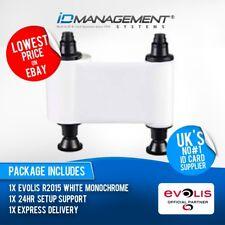 Evolis R2015 White Ribbon for Quantum2/Securion Printers • Free UK Delivery