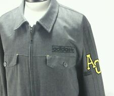 ADIDAS Originals JACKET men's casual military work wear sharp gray coat 2XL/XXL