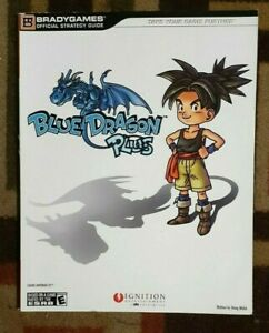 Blue Dragon Plus Brradygames Official Strategy Game Guide