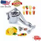 Heavy Duty Manual Fruit Juicer Press Citrus Lemon Squeezer Extractor Hand photo