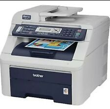 BROTHER MFC-9320CW Printer.Page Count 281~ Supplies 98%