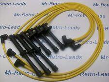Jaune 8MM ignition leads to fit. mazda sonde V6 24V 323 626 MX-3 6 xedos 6 9 ht