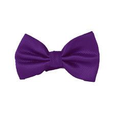 Men's Pre Tied Satin Wedding Party Fancy Elegant Necktie Bow Tie - 20 Colours!