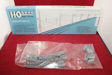 Hobbex OH 101 Spur H0 Oberleitung 10 x Streckenmaste(kurzer Ausleger)/Neu/OVP
