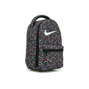 Nike Unisex Fuel Pack Black/Multicolor Insulated Lunch Tote Bag