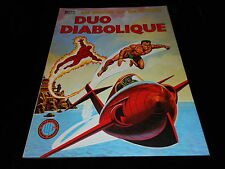 Les Fantastiques : Album 22 : Duo diabolique