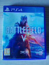 Battlefield V PS4 playstation Fr/Nds