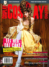 COSPLAY CULTURE Magazine April May 2017 JINGLEBOOBOO, Katsucon, Edwardian Ball