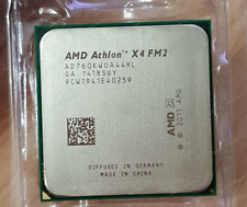 AMD Athlon II X4 760K 3.8GHz/4M Quad Core FM2 Unlock CPU (4.1GHz Boost)+ T/Paste