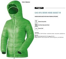 NEW Dynafit Cho Oyu Down Insulator Green Womens M Winter Ski Jacket 2016 Ret$320