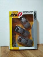 RARE Initial D Tokyopop Die Cast Cars Exclusive Collectors Edition JADA Ae86 Rx7