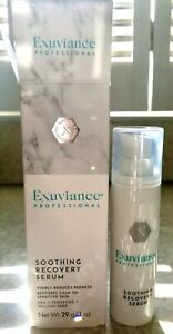 EXUVIANCE PROFESSIONAL SOOTHING RECOVERY SERUM SENSITIVE SKIN 1 OZ 29 G NIB $72!