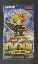 YU-GI-OH TRADING CARD STAR PACK vrains 25 BOOSTER PACK 1. edizione (de) Ovp Top