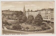 Bournemouth J Salmon Single Collectable English Postcards