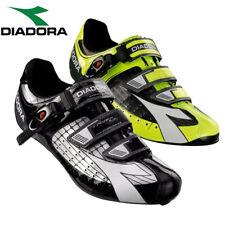 Diadora Trivex Plus SPD-SL Road Cycling Shoe - Black, Yellow