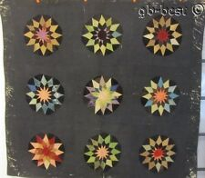 PA Amish Mennonite c 1890s Compass Star Antique QUILT the folk art collection!
