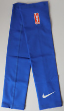 Nike WNBA Arm Sleeves Game Royal/White S/M