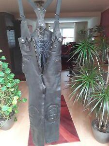 Motorrad Lederlatzhose von Hein Gericke