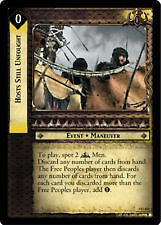Lord of the Rings CCG Return of the King 7U151 Hosts Still Unfought X2 LOTR TCG
