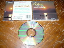 Golden Pond Enhanced With Music Soothing Sounds Of Wildlife CD 1992 Silver Bells