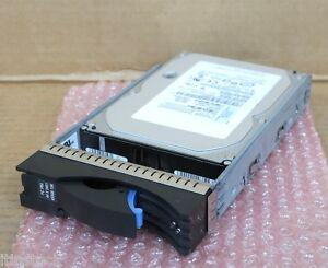 IBM 400Gb 15K 4Gbps FC Fibre Channel Hot Plug Hard Drive HDD 44X2451 46C4481