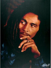 "Bob Marley Legend Album Cover Canvas Print Art Poster Wall Decor 27""x20"""