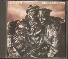 The JAM SETTING SONS 10 track NEW CD Paul Weller 1979-1987