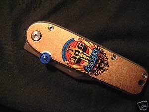 DOGTOWN Skateboard Knives by Snakehead