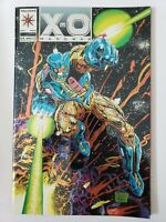 X-O MANOWAR #0 (1992) VALIANT COMICS CHROMIUM WRAP VARIANT JOE QUESADA NM