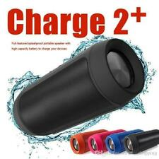 Charge Mini 2 Splashproof Portable Speaker / Battery Charger for your Device