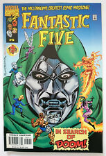 *MARVEL | FANTASTIC FIVE | VOL 1 - NR 5 (2000) | Z 1