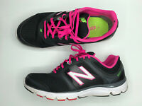 New Balance 850v1 Womens Size 10.5 Black Pink Walking Running Shoes W850GG1 USA