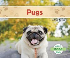 Pugs (Dogs)-ExLibrary