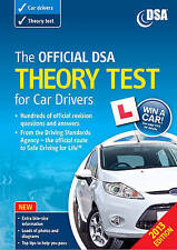 The Official DSA Theory Test for Car Drivers by Driving Standards Agency (Paperback, 2012)