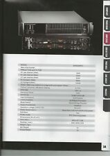 Regal DP5000PFC Professional Power Amp  AUTHORIZED DEALER!!!