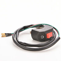 7/8 Handlebar Universal Motorcycle Scooter ATV ON-OFF Stop Kill Switch