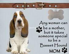 BASSET HOUND Mother Mom Special Magnet