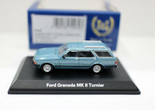 Best of Show BOS 1/87 Ford Granda MK II Turnier resin car model for collection