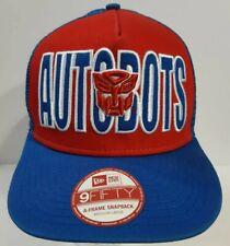 Transformers Autobots New Era 9Fifty Snapback Baseball Cap