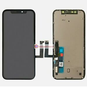 Full LCD Digitizer Glass Screen Display replacement part for Iphone XR 10R NEW