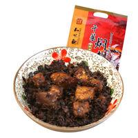 Chinese Food Snacks Specialty Braised Pork 杭州传统小吃零食 真空即食梅菜扣肉 知味观梅干菜焖肉200/袋 Haihk