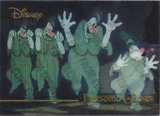 1995 Skybox Disney Premium Silver Screen Villians #87 Lonesome Ghosts